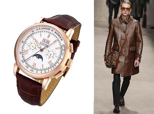 Мужские часы A.Lange & Sohne