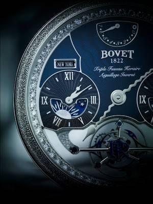 Часы бренда Bovet