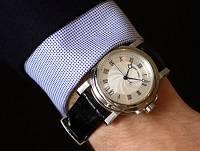 Наручні чоловічі годинники бренду Breguet