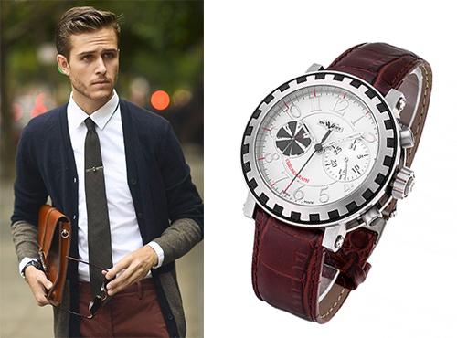 Мужские часы ДеВитт
