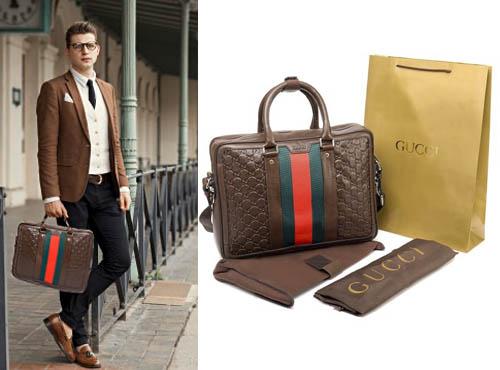 Мужская сумка Гуччи (gucci)