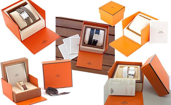 Коробка для часов Hermes (Гермес)