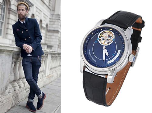 Мужские часы Джейн Дунанд