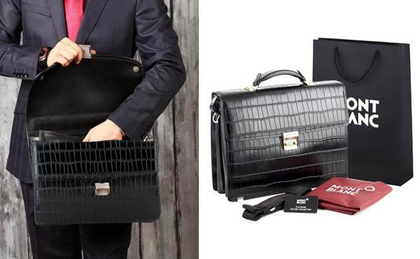 Мужская сумка Монблан