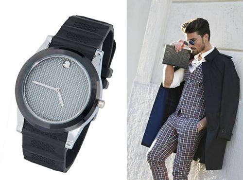 мужские часы  Movado