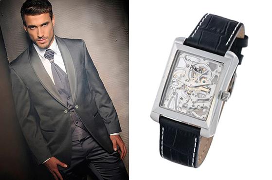 мужские наручные часы Piaget