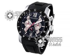 Мужские наручные часы Bvlgari