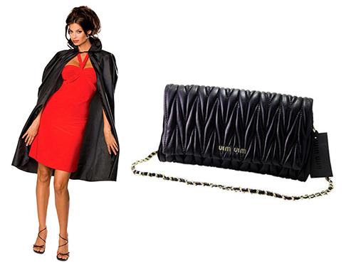 женская сумка-клатч Miu Miu