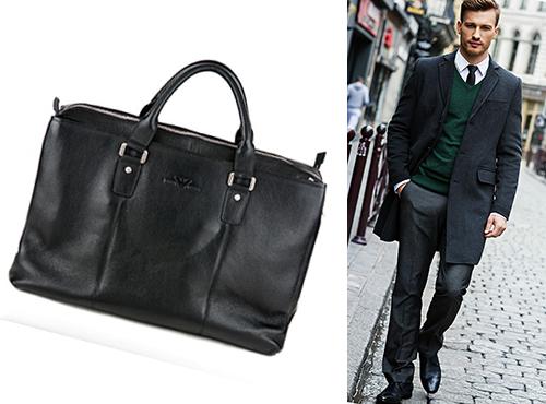 мужская сумка от армани