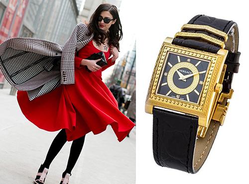 Часы бренда Versace