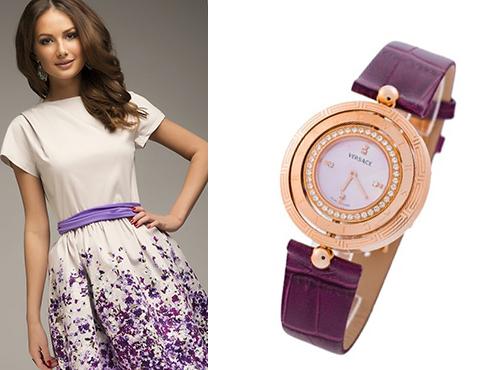 Женские часы Версаче копия