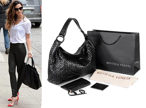 Женская кожаная сумка Bottega Veneta (Боттега Венета)
