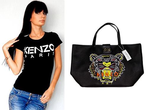 Женская сумка от Kenzo (Кензо)