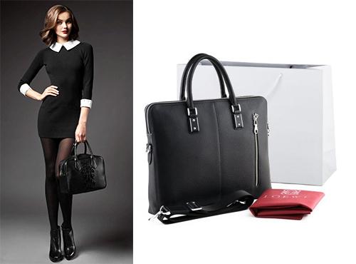 Женская кожаная сумка Loewe (Лоэйве)