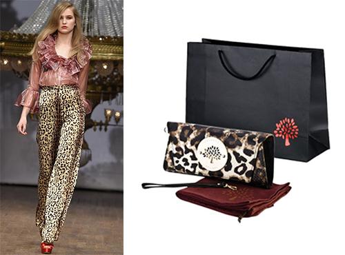 Женская клатч-сумка Mulberry (Малбери)