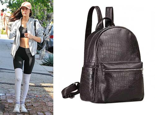 Женский кожаный рюкзак Tiding Bag (Тайдинг Бэг)