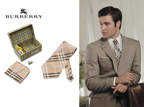 Краватка Burberry