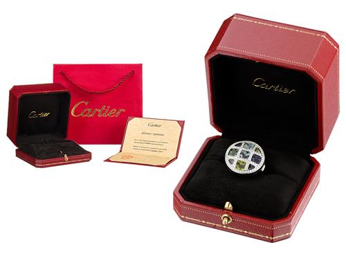 Коробка для украшений Cartier