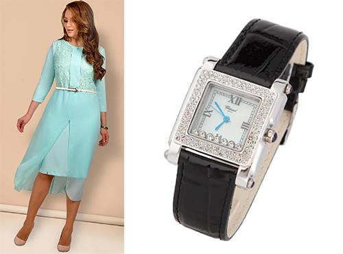 Женские наручные часы премиум класса Chopard