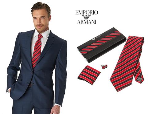 Краватка Emporio Armani