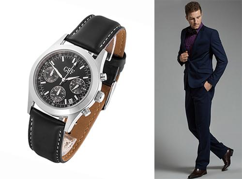 Чоловічий наручний годинник Gianfranco Ferré розпродаж