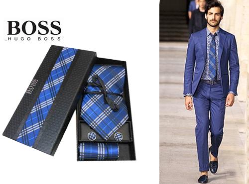 Брендовий галстук от Hugo Boss