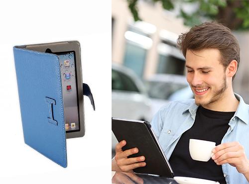 Кожаный чехол для iPad от Hermes акция