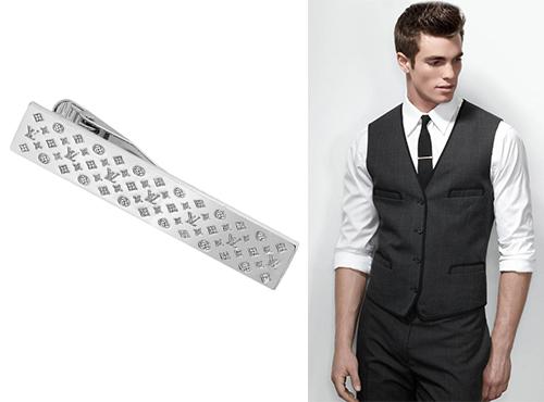 Затиск для краватки Louis Vuitton