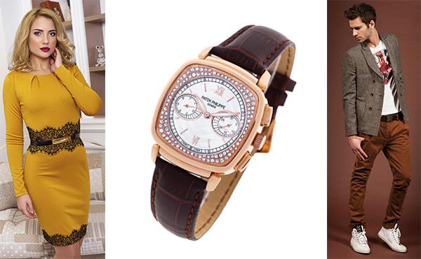 Брендовые наручные часы Patek Philippe