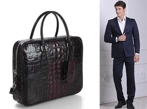 Мужская сумка от Prada