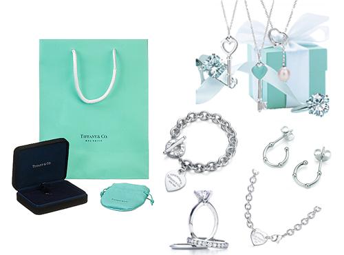Коробка для прикрас Tiffany & Co