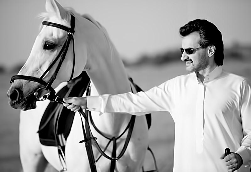 Принц Аль-Валід, член Саудівської королівської сім'ї
