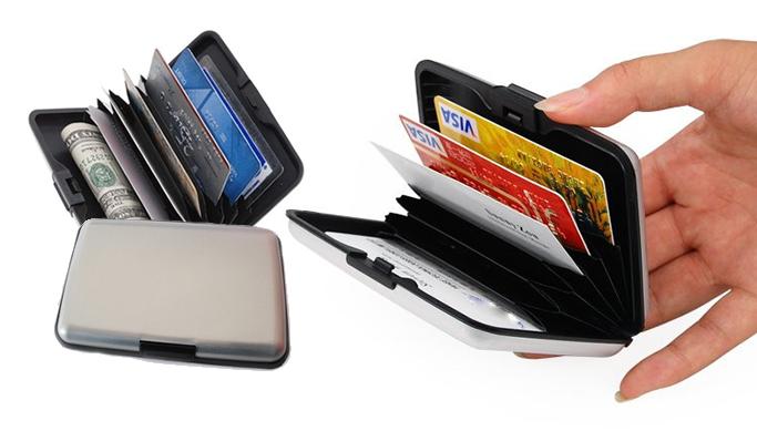 Металевий гаманець