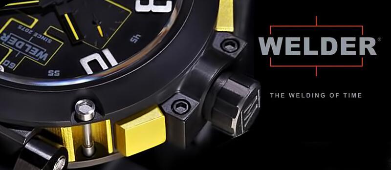 Годинники Вельдер розроблені за участю відомого італійського дизайнера Італо Фонтано