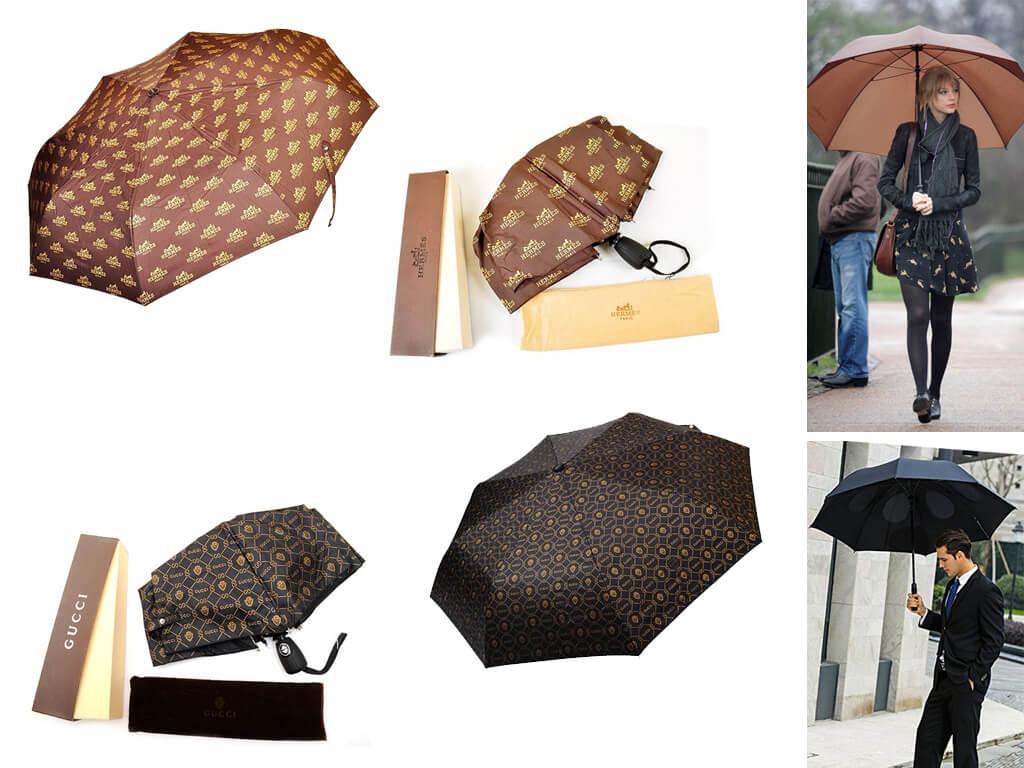 Дощова парасолька кардинально відрізняється від сонцезахисної