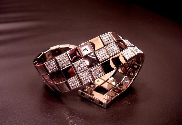 Самые дорогие часы в мире: Joaillene Manchette от Jaeger-LeCoultre