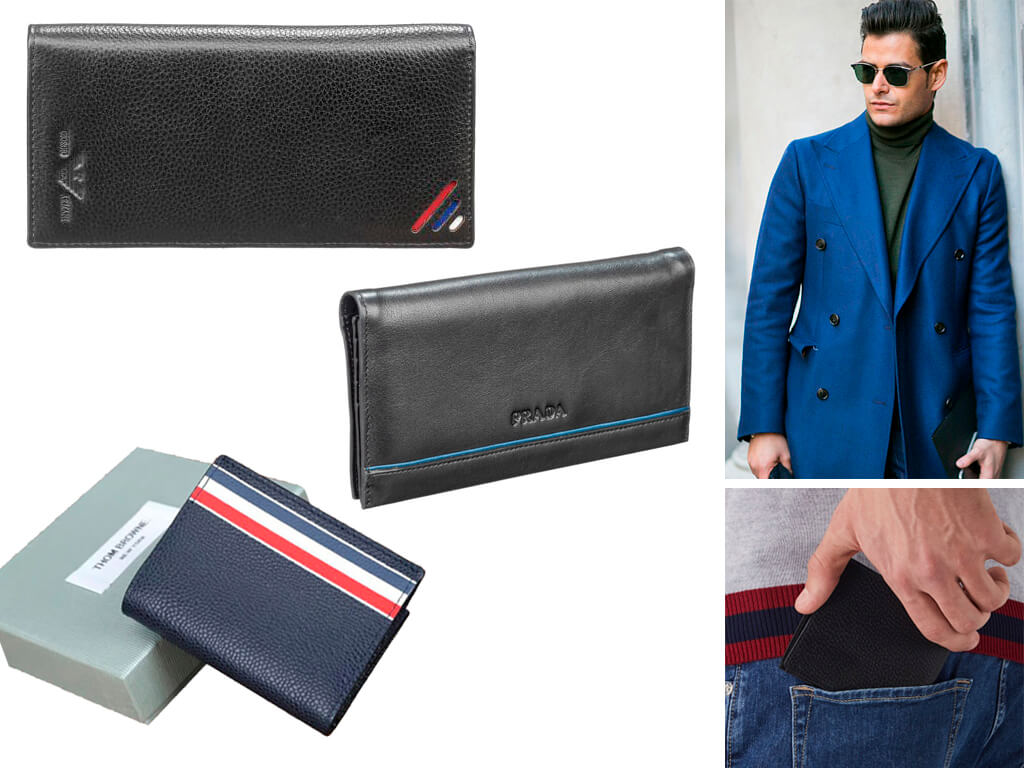 Стильний гаманець - відображення статусу його власника
