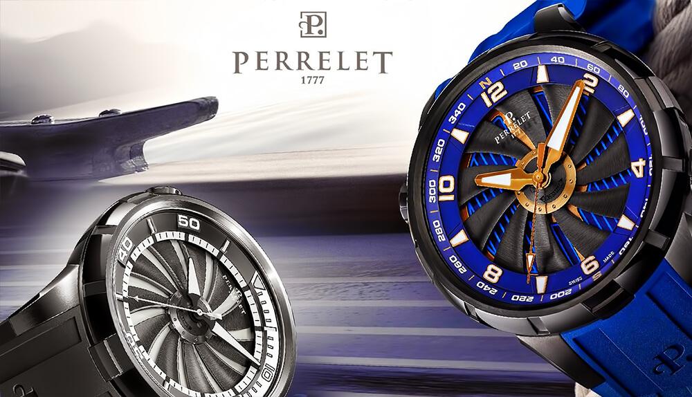 Чоловічий годинник Перелле з колекції Turbine