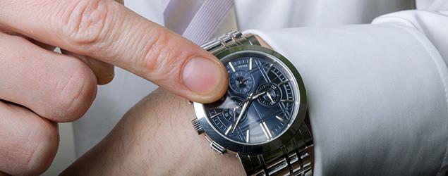 Наручные часы с функцией мирового времени – GMT