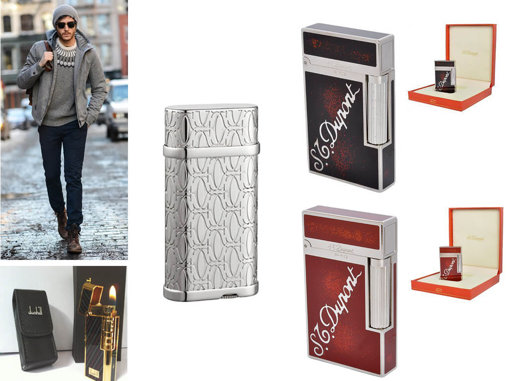 Запальнички від відомих брендів
