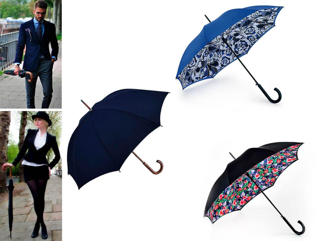 Парасоля не просто захист від дощу, але і стильний аксесуар