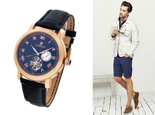 Мужские наручные часы Адемар Пиге