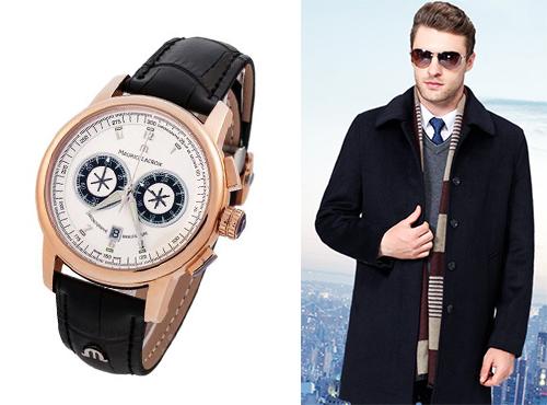 Мужские часыМорис Лакруа