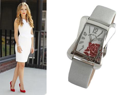 Часы Maurice Lacroix девушке