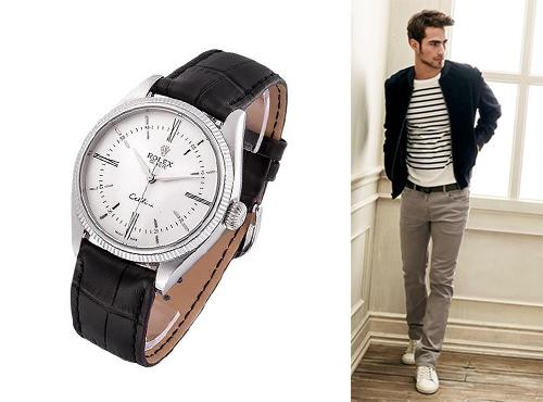 Чоловічі годинники Rolex  ціни f92ee750e6abc