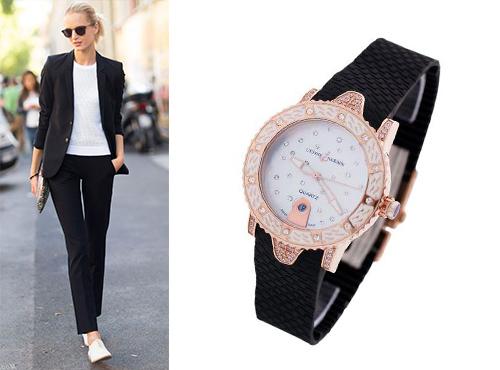 Жіночі годинники Ulysse Nardin  ціни 22980e005b660