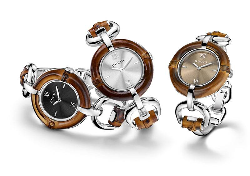 Часы от Гучи