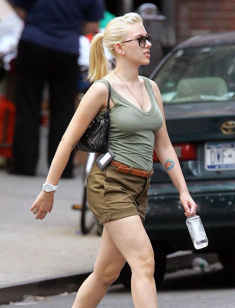 Часы Chanel Скарлетт Йоханссон (Scarlett Johansson)
